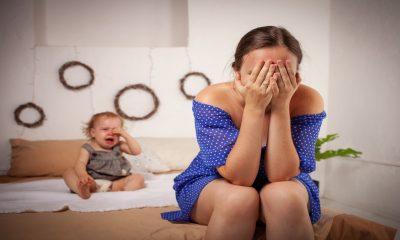 Depresión posparto podría aparecer después de 6 meses del nacimiento del bebé