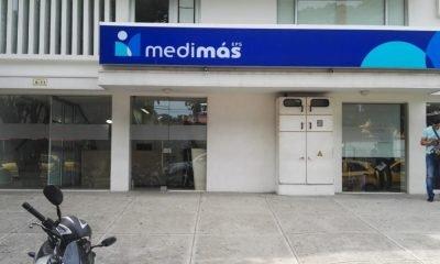 EPS Medimas no podra operar 4 deptos