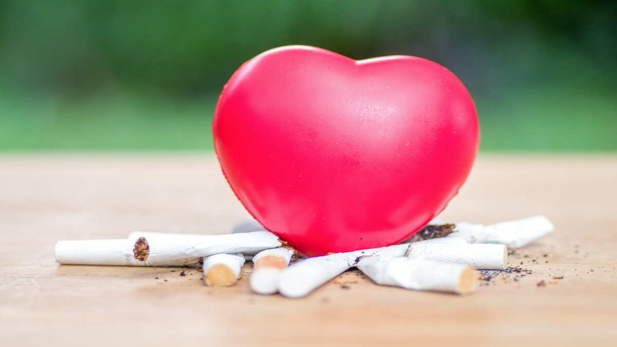 Fumar triplica las posibilidades de morir prematuramente por enfermedades cardiovasculares