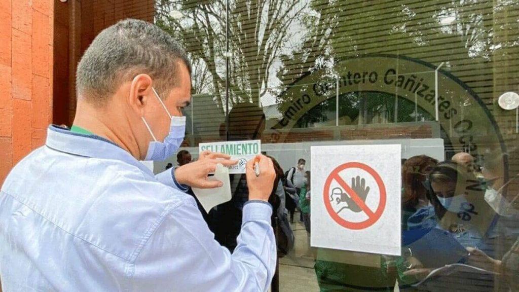 Intervenido hospital Emiro Quintero Canizares supersalud 2020