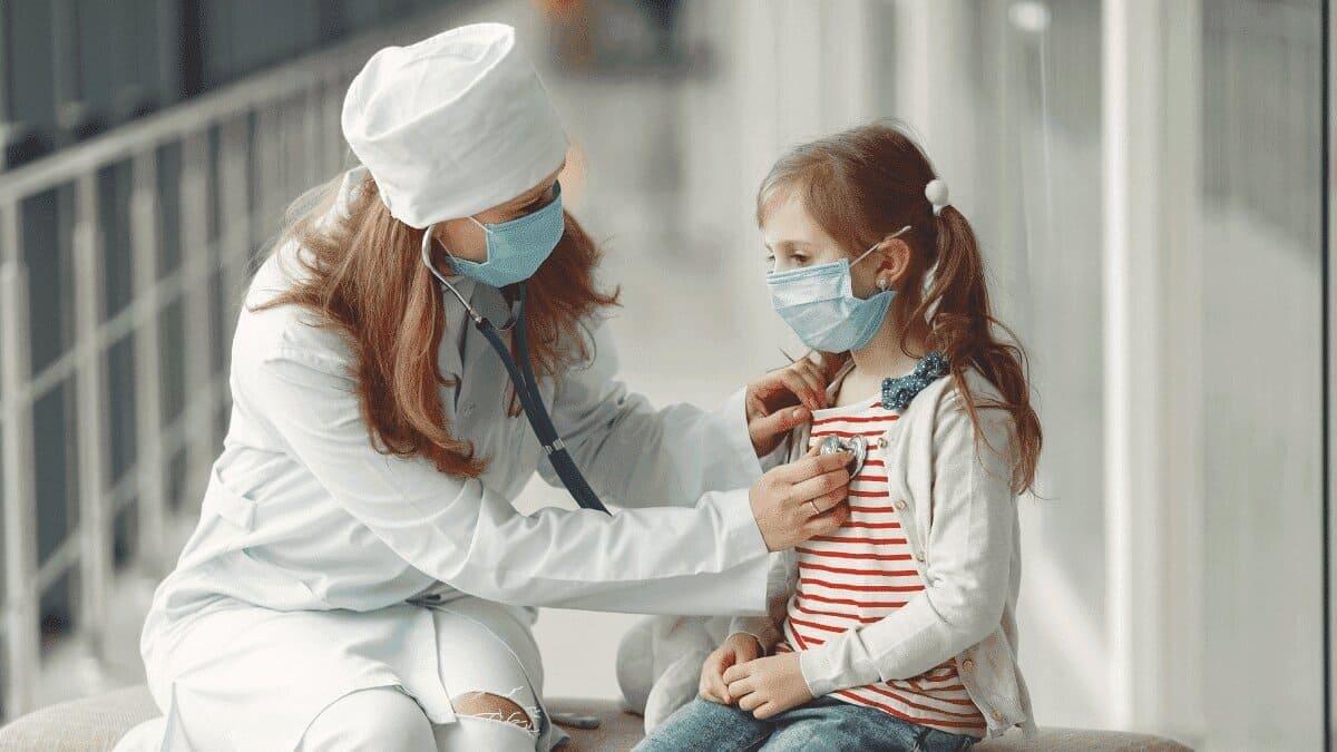 Neumonia en los niños