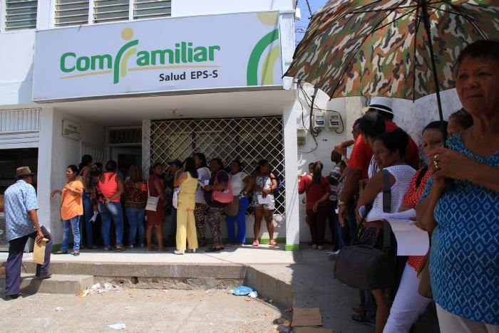 Comfamiliar Cartagena y Bolivar EPS