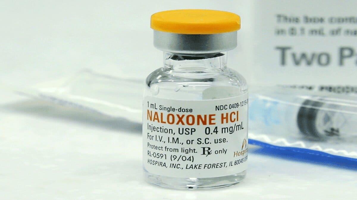 medicamento Naloxone Hydrochloride invima