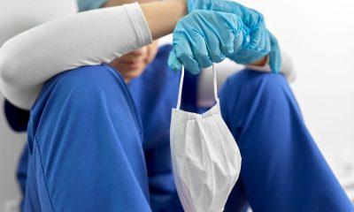 34.673 profesionales de la salud contagiados y 185 fallecidos por Covid-19