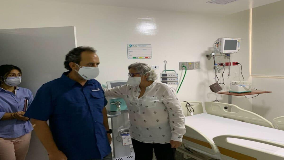 Así avanzan hospitales en Córdoba y Sincelejo