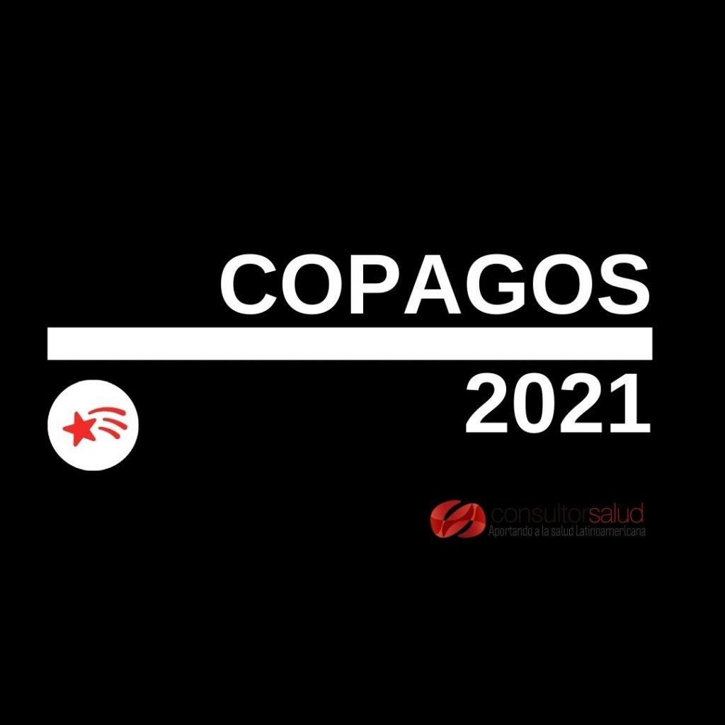 Copagos y cuotas moderadoras 2021
