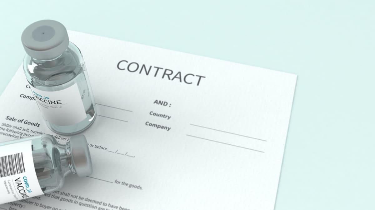 Contraloría pide a Minsalud información sobre los contratos de adquisición de vacunas Covid-19