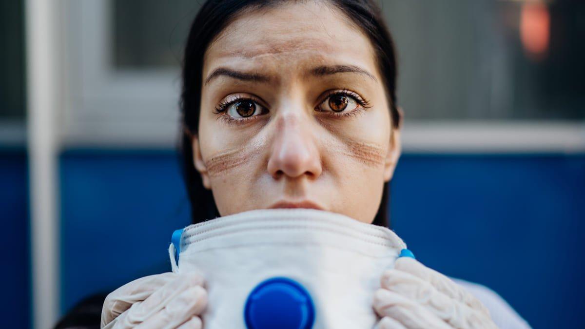 Enfermeras del mundo se enfrentan a trauma colectivo por el Covid-19
