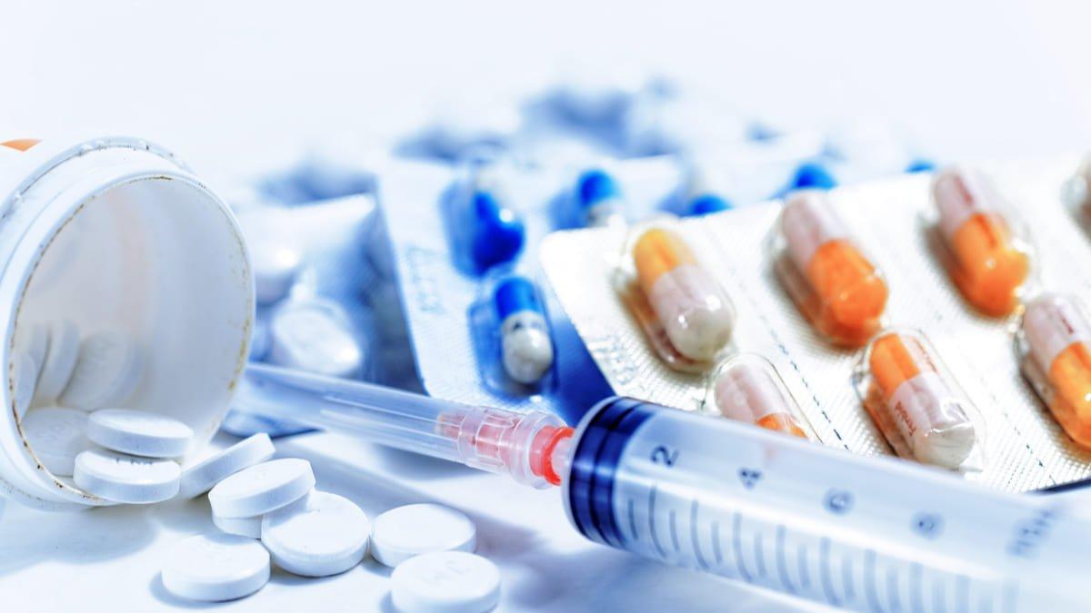Este es el estado de abastecimiento de Jeringas y medicamentos UCI