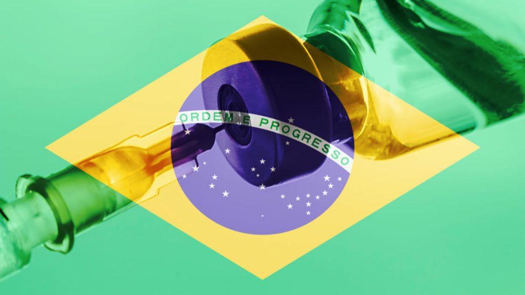 Inicia el proceso de vacunación masiva en Brasil con la vacuna china