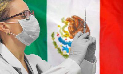 Inicia proceso de vacunación masiva contra el Covid-19 en México