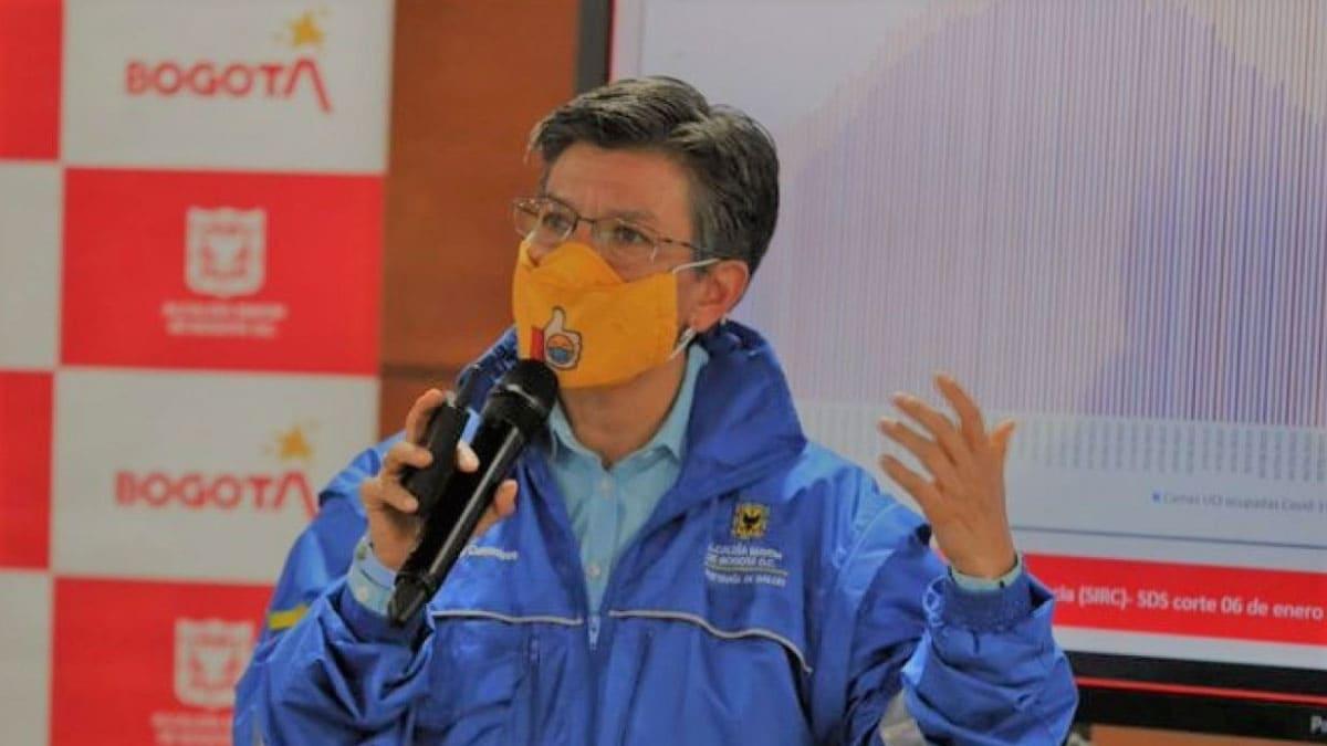 alcaldesa claudia lopez nuevas medidas bogota