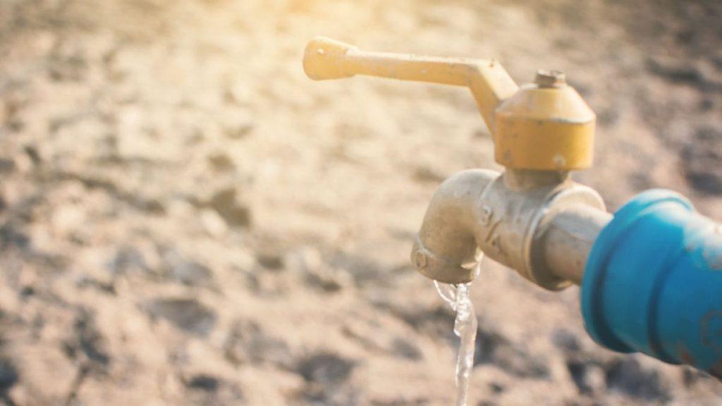 enfermedades por falta de agua