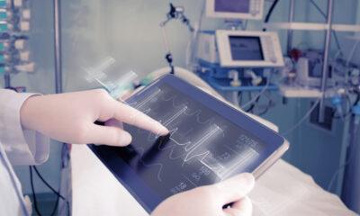 5 riesgos en tecnologia sanitaria pandemia