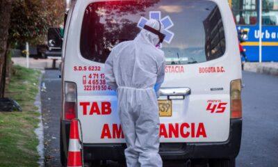 Bogota supero el segundo pico de la pandemia