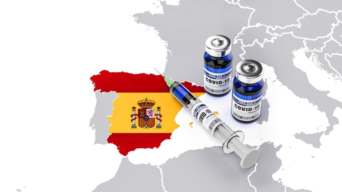 Covid-19 estos son los avances de la vacunación en España