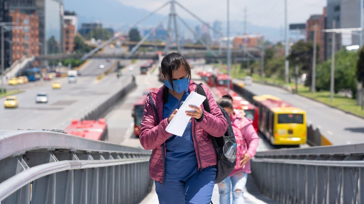 Decreto 039 Bogota alerta naranja