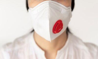 Ministerio de Salud desaconseja el uso de tapabocas con válvula de exhalación