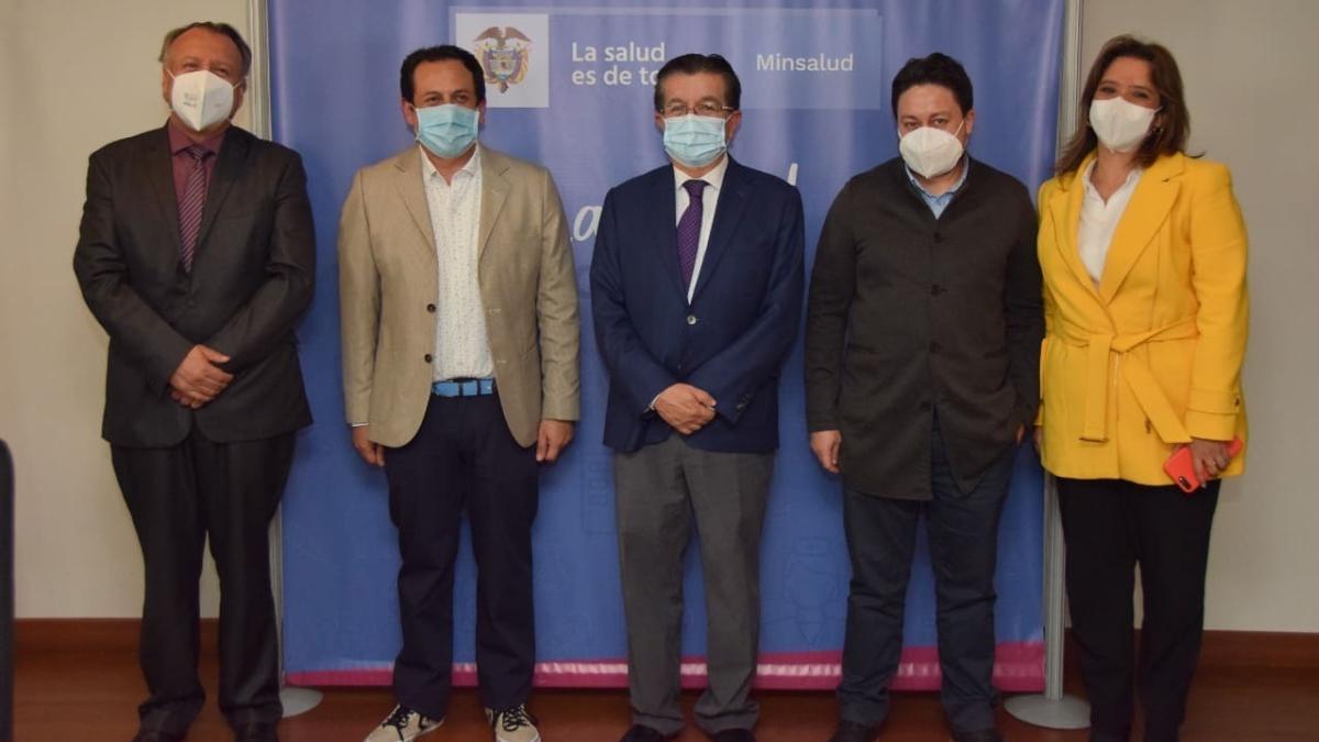 Nuevos nombramientos en el Ministerio de Salud
