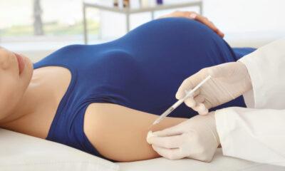 Vacuna Pfizer contra el Covid-19 probará su eficacia en ensayos con gestantes
