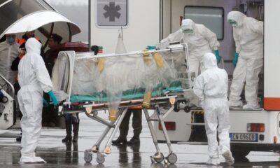 Virus del Ébola es confirmado en el Congo