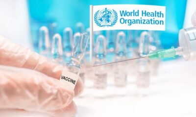 recomendación para vacunas que lleguen través del COVAX