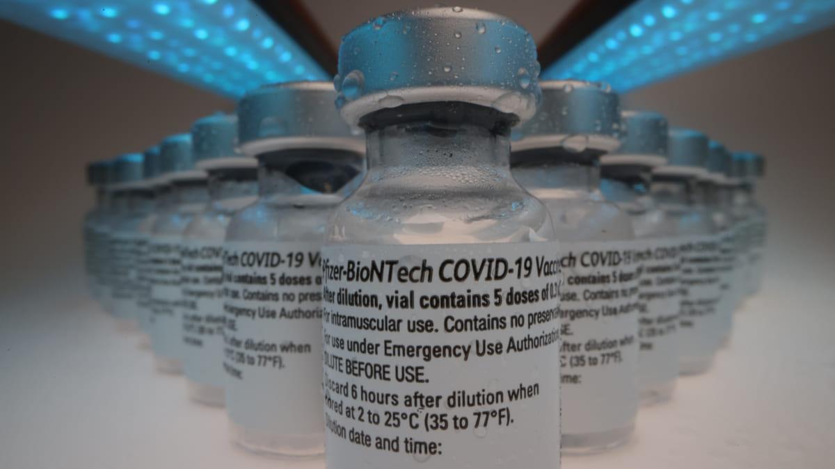 2.500 millones de dosis producirá Pfizer de su vacuna contra el Covid-19