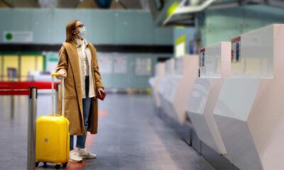 90% asintomaticos covid-19 detectar aeropuerto