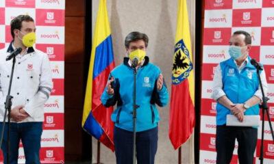 Nuevas medidas en Bogotá durante la semana santa