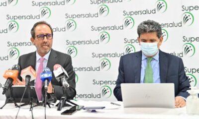 Vacunacion irregular Bogota y Bucaramanga Supersalud