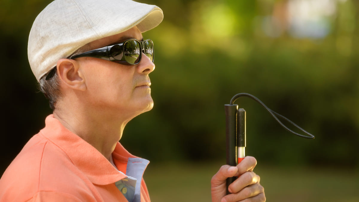 implante de retina realidad virtual