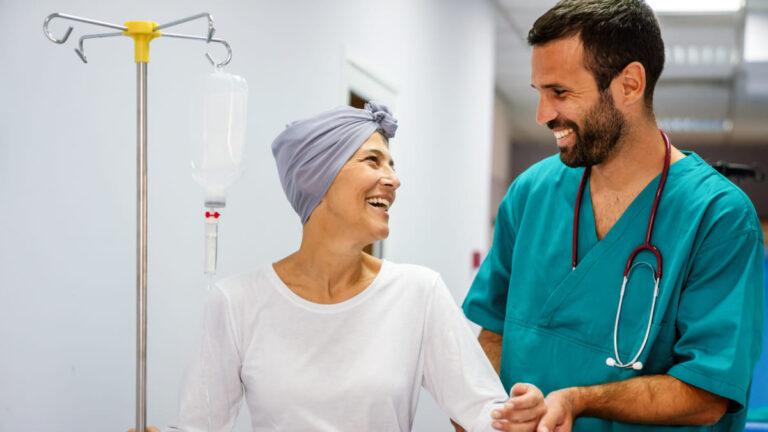 pacientes con cancer no vacunarse Sars-CoV2