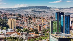 Bogota alerta roja casos covid-19