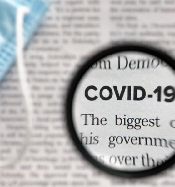 Detrás de la cascada Covid-19