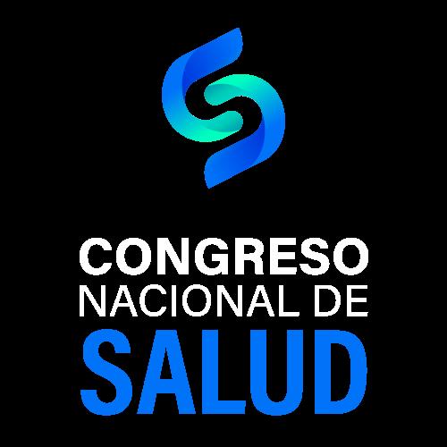 Logo congreso nacional de salud 2021 3