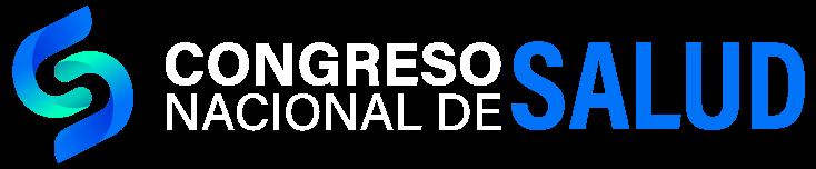 Logo congreso nacional de salud 2021 6
