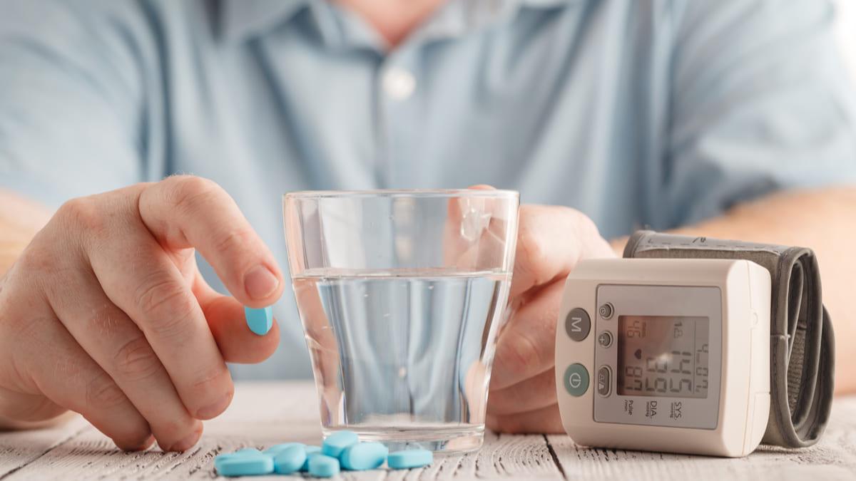 Medicamentos para la hipertensión no empeoran el estado de pacientes Covid-19