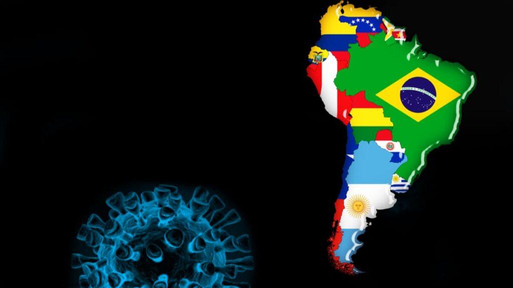 OPS alerta sobre el gran aumento de contagios de Covid-19 en varios países de América Latina