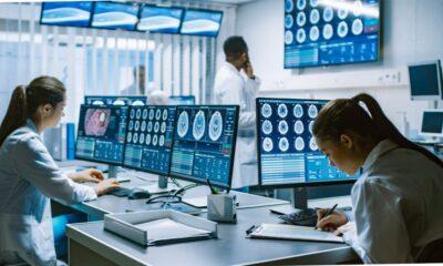 hospitales invertir virtualidad Wall Street