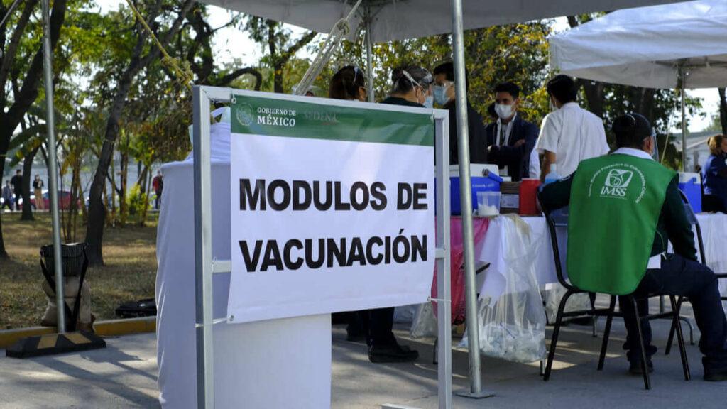 Comienza la etapa III de vacunación anticovid en México