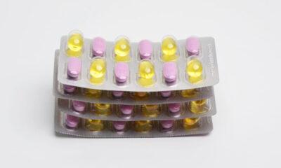 Descubren metodo de impresion 3D de medicamentos