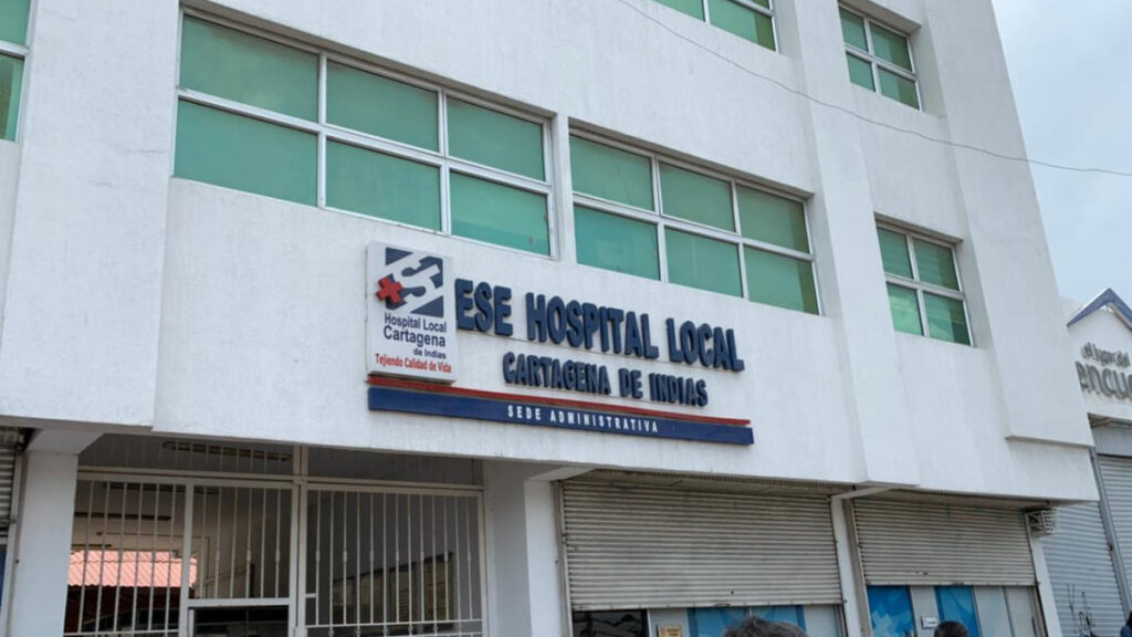 Intervención forzosa administrativa a la ESE Hospital Local Cartagena de Indias
