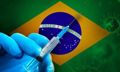 Meta de Brasil: 100% de la población vacunada para finales de 2021