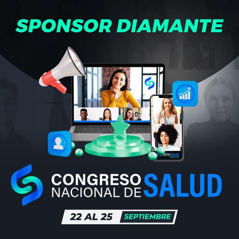 Sponsor Diamante – XVI Congreso Nacional de Salud
