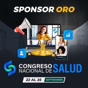 SPONSOR ORO - CONGRESO NACIONAL DE SALUD - CONSULTORSALUD