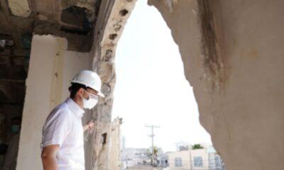 Reinician obras de 5 instituciones de salud en Cartagena que estaban paralizadas