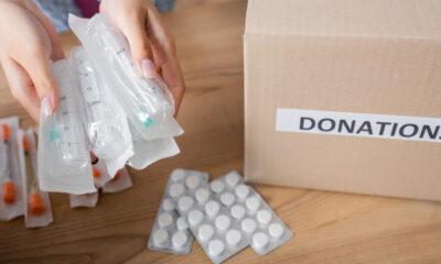 asi se reglamentaria donacion insumos medicos Colombia