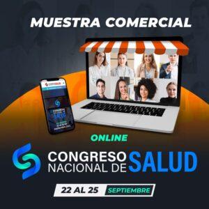 Muestra Comercial – XVI Congreso Nacional de Salud