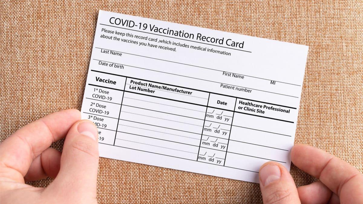 Bogota habilita registro vacunados exterior