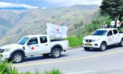 Minsalud presento informe violencia Mision Medica. Foto Cruz Roja